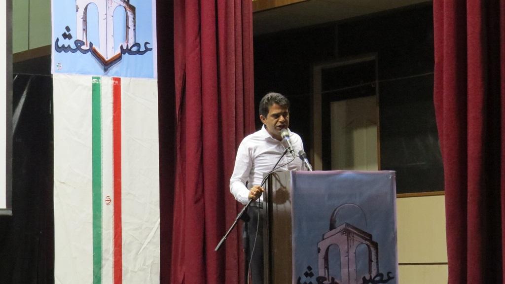 IMG_5103 برگزاری همایش عصر شعر شهرستانهای غرب استان فارس درفراشبند