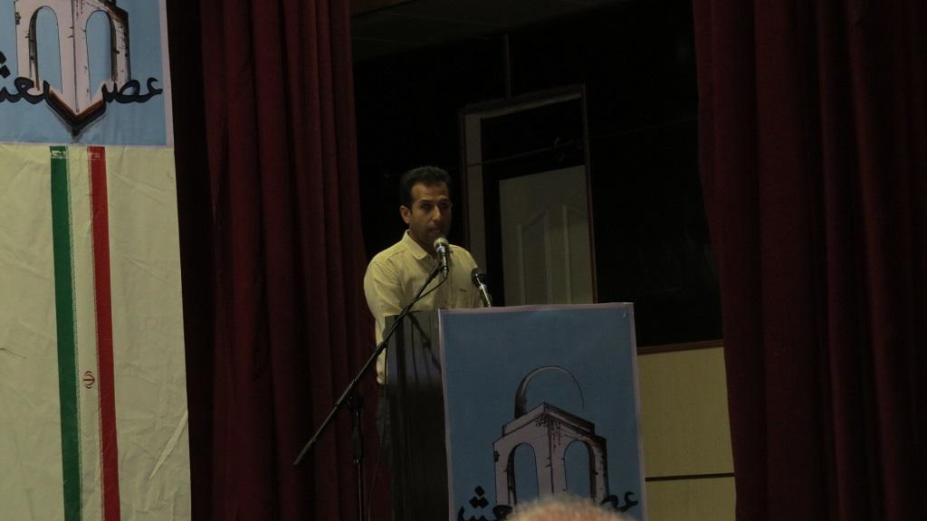 IMG_5110 برگزاری همایش عصر شعر شهرستانهای غرب استان فارس درفراشبند