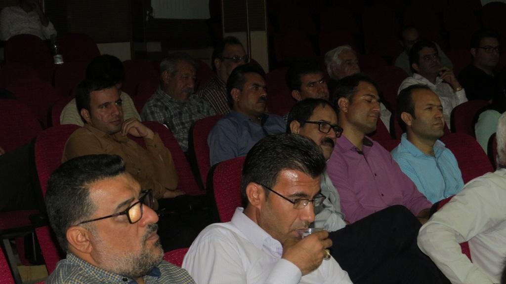 IMG_5130 برگزاری همایش عصر شعر شهرستانهای غرب استان فارس درفراشبند