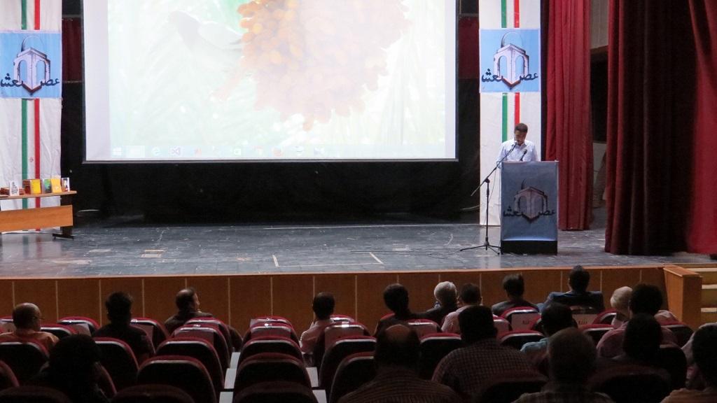 IMG_5145 برگزاری همایش عصر شعر شهرستانهای غرب استان فارس درفراشبند
