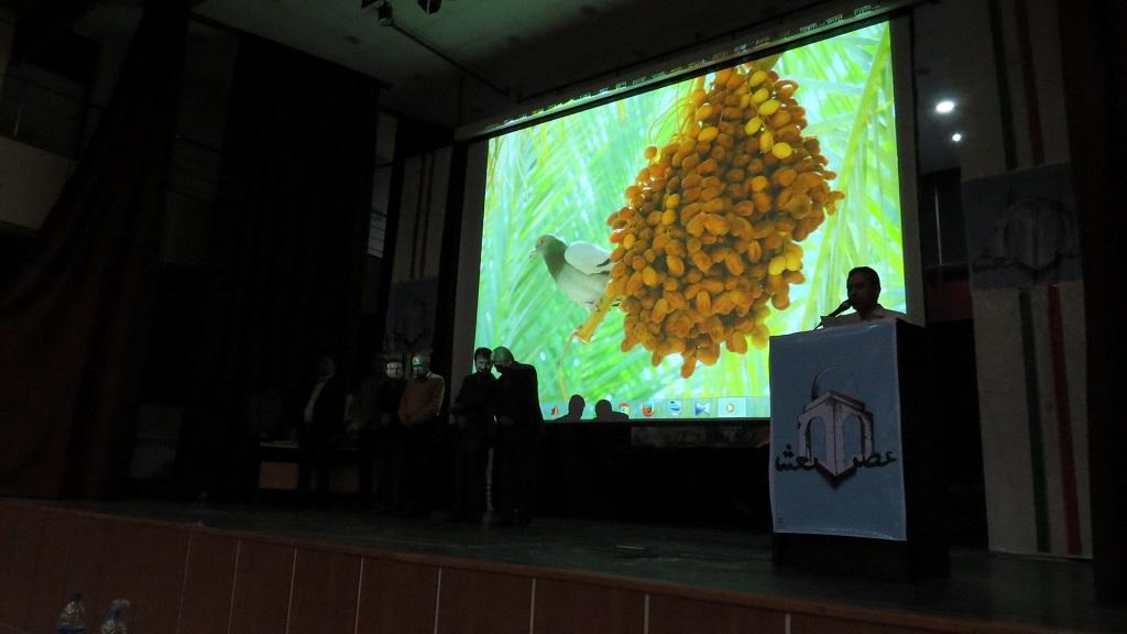 IMG_5190 برگزاری همایش عصر شعر شهرستانهای غرب استان فارس درفراشبند