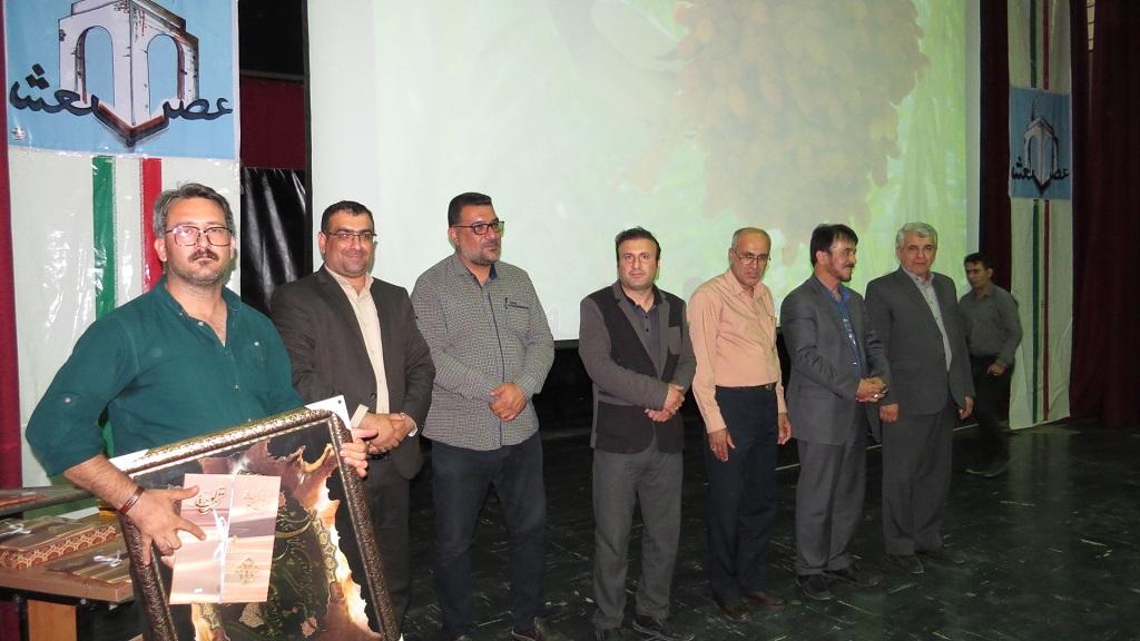 IMG_5207 برگزاری همایش عصر شعر شهرستانهای غرب استان فارس درفراشبند
