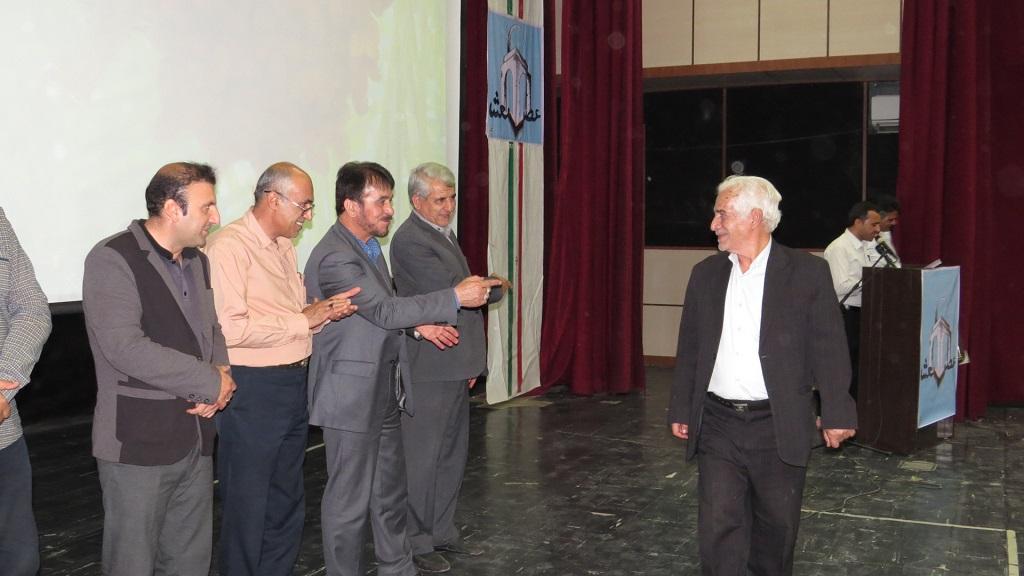 IMG_5213 برگزاری همایش عصر شعر شهرستانهای غرب استان فارس درفراشبند