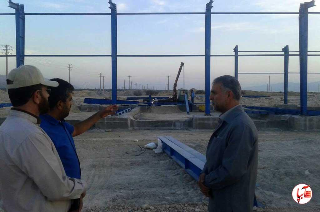 شهرک-صنعتی-فراشبند-3 نامه مدیر شهرک صنعتی به امام جمعه فراشبند در پاسخ به خطبه هفته گذشته
