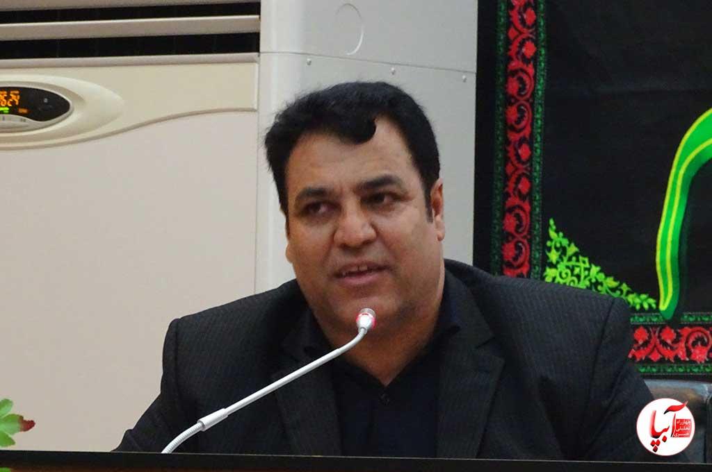 گزارش عملکرد ۴۰ روزه شورای شهر فراشبند