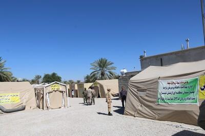 698_x2x آغاز به کار طرح مردم یاری ارتش در منطقه محروم نوجین فراشبند