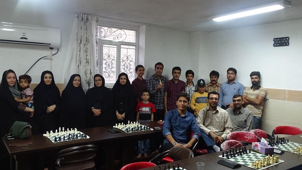 دکتراحمدی فاتح جام شطرنج تربیت بدنی شد