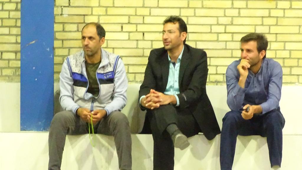 DSC05216 تیم تعاونی قهرمان جام والیبال کارمندان فراشبند شد