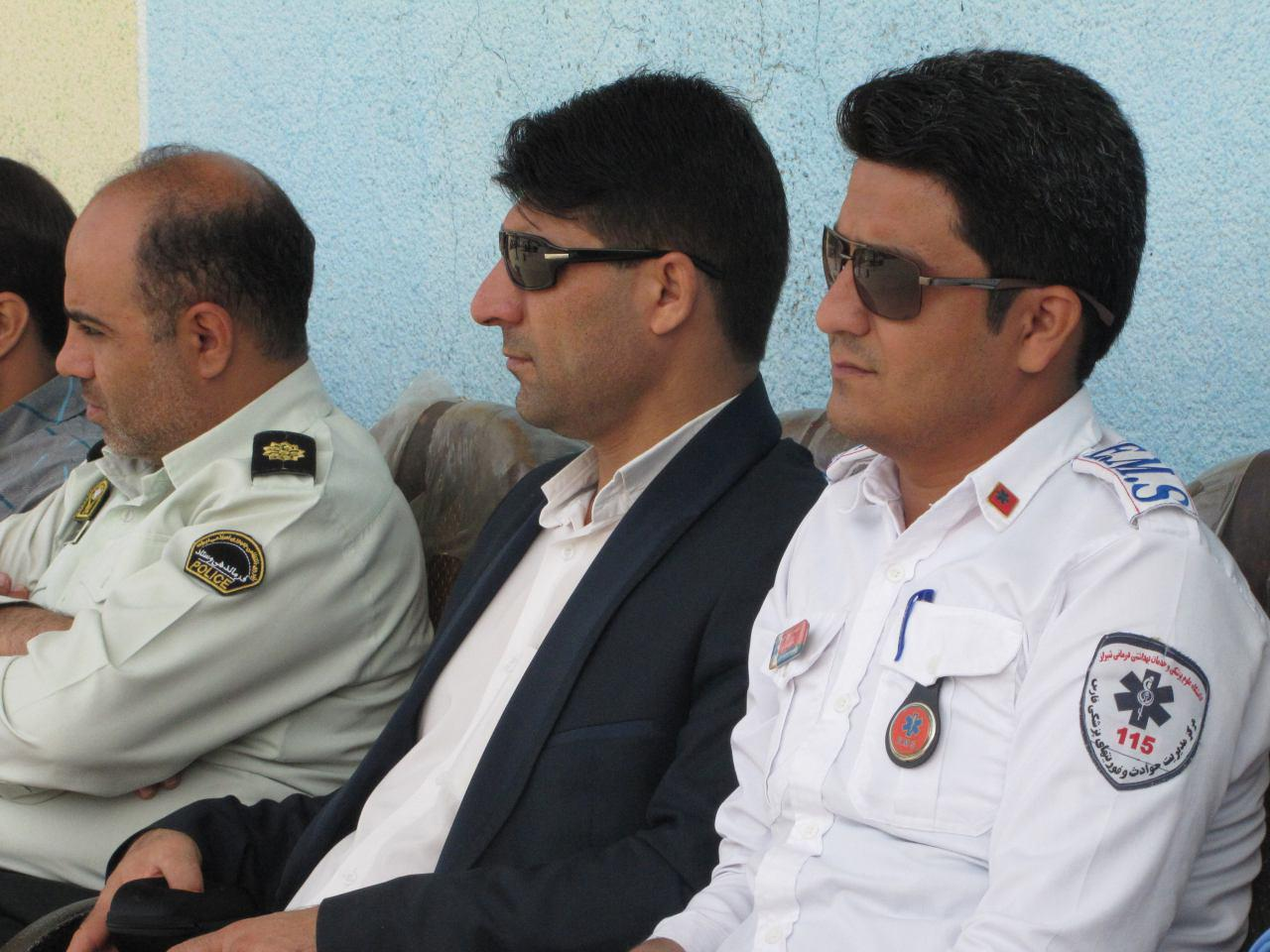 photo_2017-11-07_14-22-13 برگزاری رزمایش پدافند غیرعامل در شهرستان فراشبند