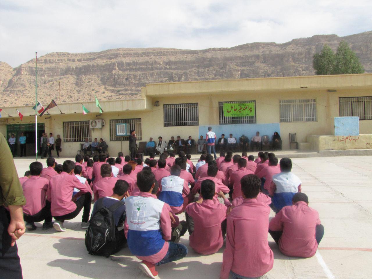 photo_2017-11-07_14-22-34 برگزاری رزمایش پدافند غیرعامل در شهرستان فراشبند