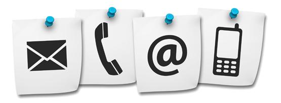 Contact Us GADIR - درباره ما