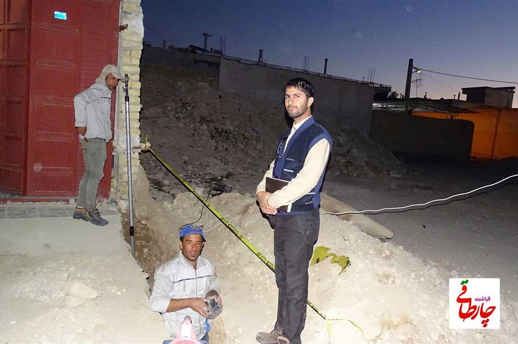 گزارش میدانی از مشکلات ساکنین خیابان شهید موحد و پاسخ شهردار و رئیس شورای شهر (3)