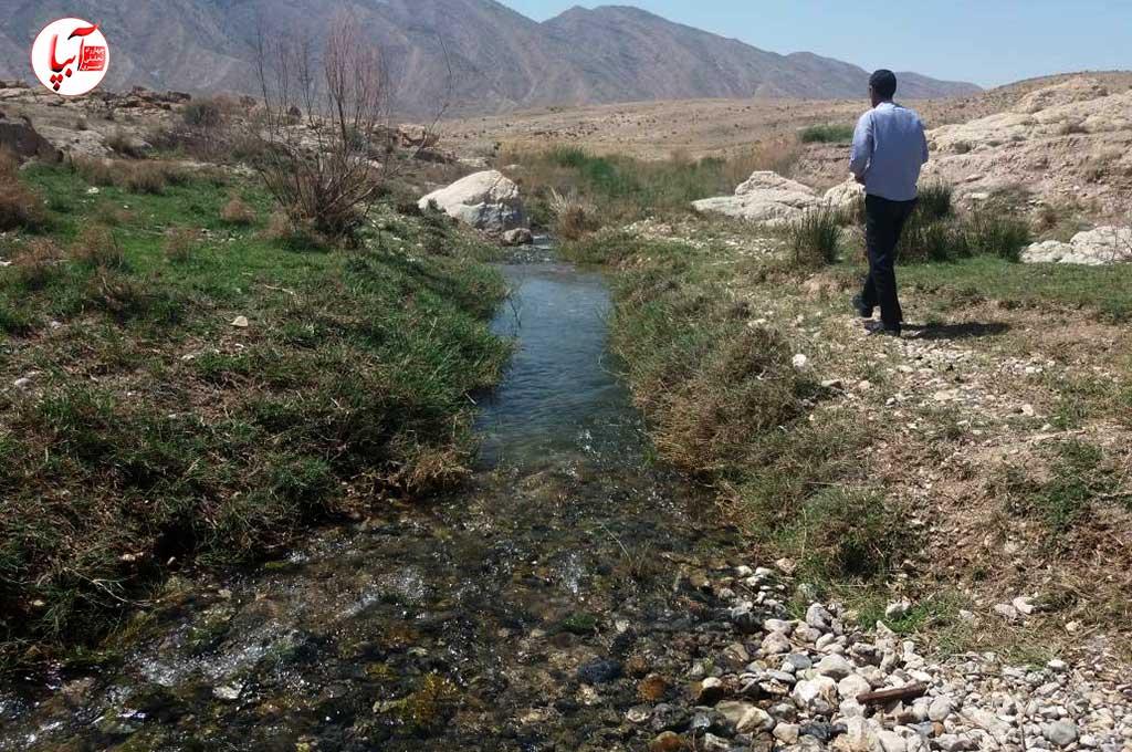 آبنیلو ، نمادی از ضعف مدیریت بحران آب در دشت ممنوعه فراشبند
