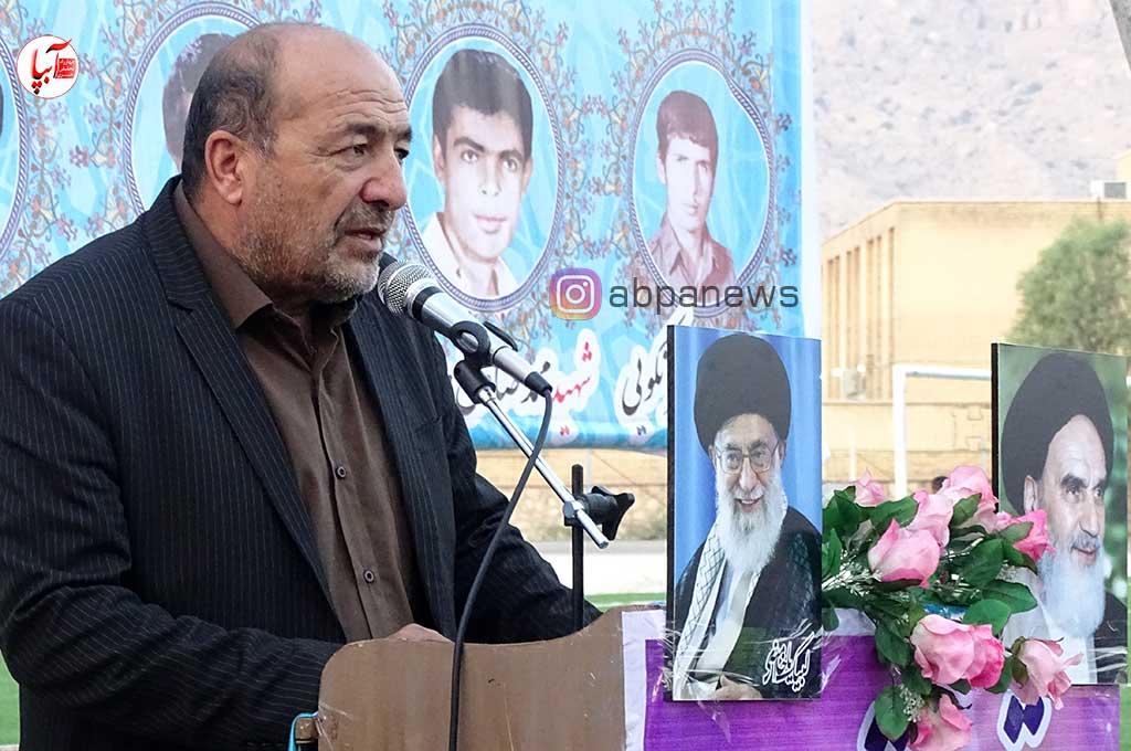 جوابیه کرمپور در خصوص اتمام مهلت دو ماهه شروع جدی عملیات جاده فراشبند فیروزآباد