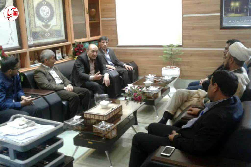 مسئولین بر قول خود مجددا تاکید کردند شهریور 97 پایان جاده جدید فراشبند فیروزآباد