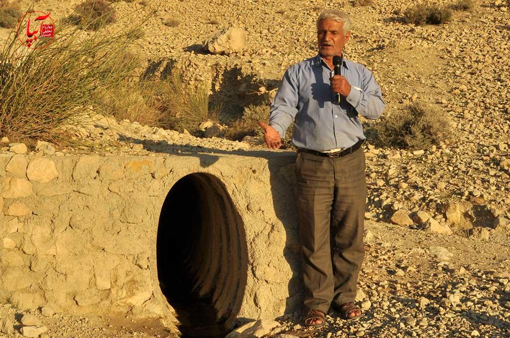 تامین آب فراشبند با اعتبارات نفت و گاز؛ آبرسانی سیار تنها راهکار روستای نارک