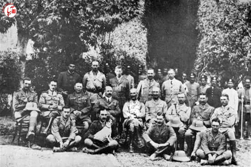 غلامعلی عبداله ؛ نخستین شهید فراشبندی در جنگ با انگلیسی ها