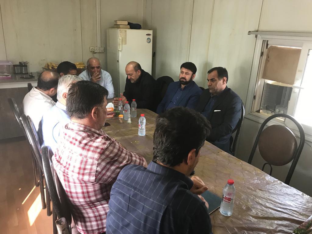 بررسی وضعیت روند اجرای جاده جدید فراشبند فیروزآباد 3 - زیر سازی جاده فراشبند - فیروزآباد بعد از11 سال به پایان رسید