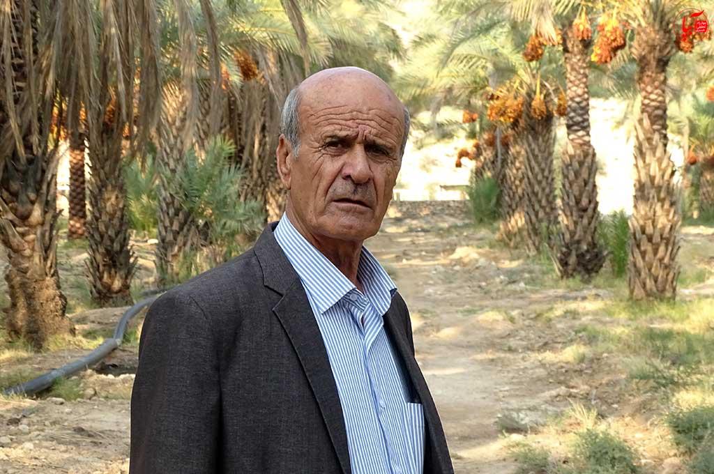 گفتگو با سید جواد مزارعی نویسنده فراشبندی کتاب گل بی منت باران