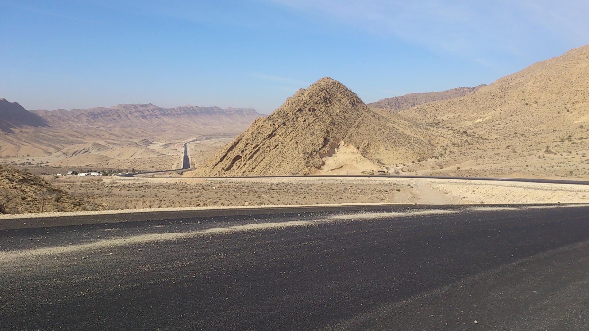 جاده جدید فراشبند فیروزآباد