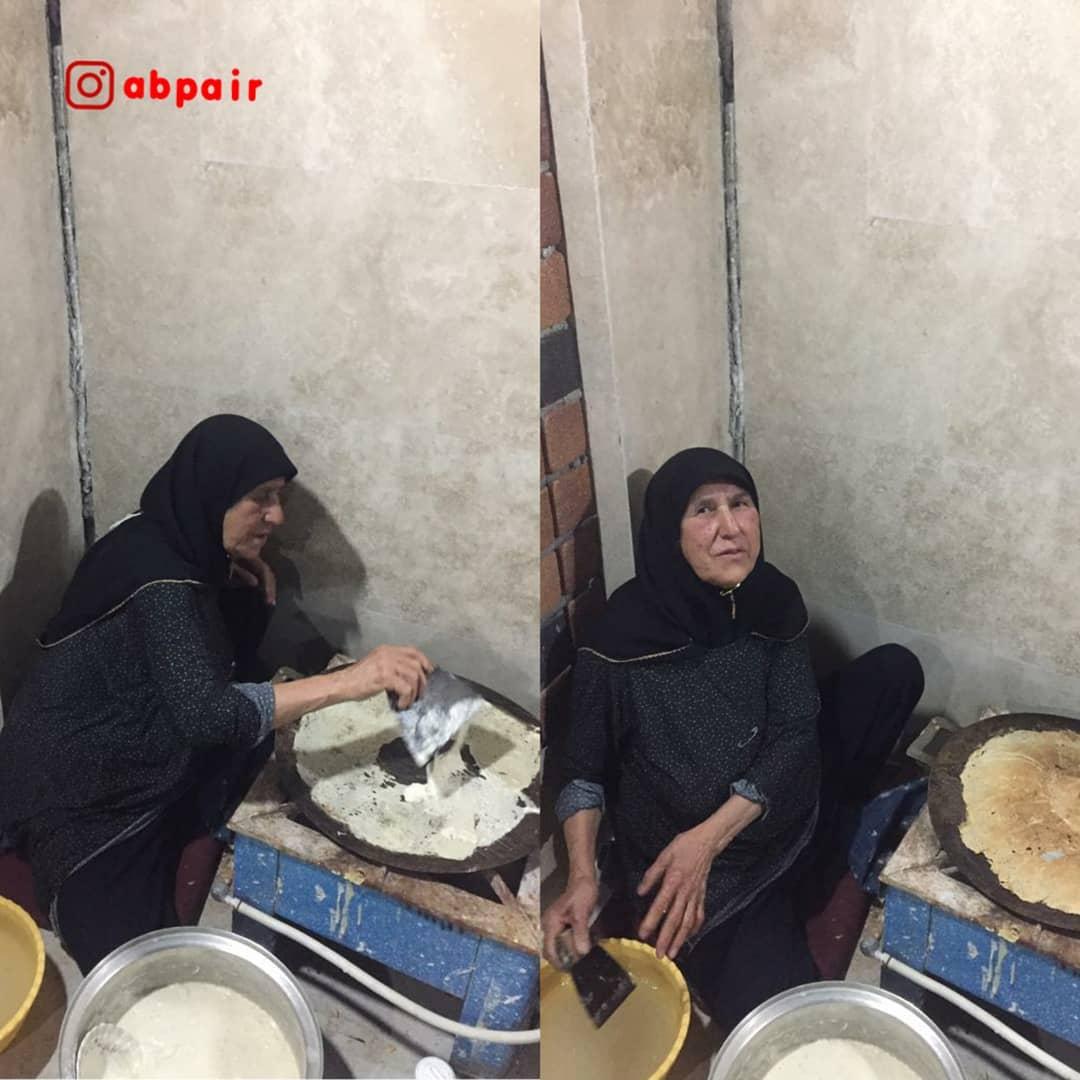 ای که در دل جای داری بر سَر چشمم نشینکاندر آن بیغوله ترسم تنگ باشد جایِ تو #سعدی (علیه الرحمه)#مادر#شُلَّکى(نوعى نان محلى)#باسمه (گویش ترکى قشقایى)#شُلْشُلَک(گویش بوشهرى)@abpair